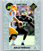 1991 Classic #16 Alfred Williams NFL Football