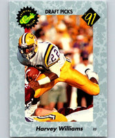 1991 Classic #19 Harvey Williams NFL Football