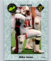 1991 Classic #29 Mike Jones NFL Football