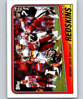 1988 Topps #7 Washington Redskins Kelvin Bryant Redskins NFL Football