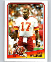 1988 Topps #8 Doug Williams Redskins NFL Football