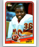 1988 Topps #11 Timmy Smith Redskins NFL Football