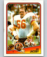 1988 Topps #16 Joe Jacoby Redskins NFL Football