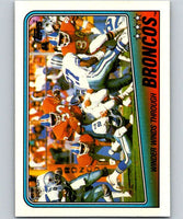 1988 Topps #22 Sammy Winder Broncos TL NFL Football