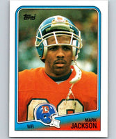 1988 Topps #26 Mark Jackson RC Rookie Broncos NFL Football