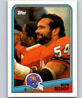 1988 Topps #30 Keith Bishop Broncos NFL Football