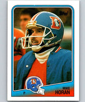 1988 Topps #31 Mike Horan Broncos NFL Football