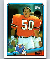 1988 Topps #34 Jim Ryan Broncos NFL Football