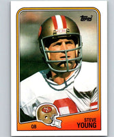 1988 Topps #39 Steve Young 49ers NFL Football