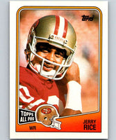 1988 Topps #43 Jerry Rice 49ers NFL Football