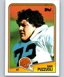 1988 Topps #100 Dave Puzzuoli Browns NFL Football
