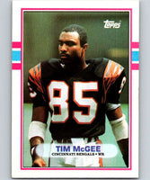 1989 Topps #29 Tim McGee Bengals NFL Football
