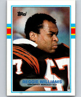 1989 Topps #36 Reggie Williams Bengals NFL Football