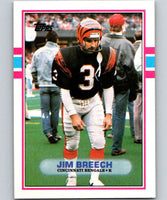 1989 Topps #39 Jim Breech Bengals NFL Football