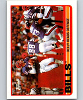 1989 Topps #40 Jim Kelly Bills TL NFL Football