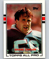 1989 Topps #41 Shane Conlan Bills NFL Football