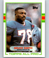 1989 Topps #44 Bruce Smith Bills NFL Football