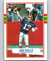 1989 Topps #46 Jim Kelly Bills NFL Football