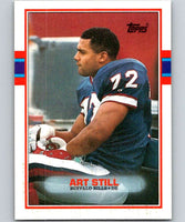 1989 Topps #49 Art Still Bills NFL Football