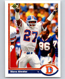 1991 Upper Deck #144 Steve Atwater Broncos NFL Football