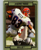 1990 Action Packed #17 Andre Reed Bills NFL Football