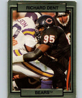 1990 Action Packed #23 Richard Dent Bears NFL Football