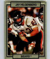 1990 Action Packed #26 Jay Hilgenberg Bears NFL Football