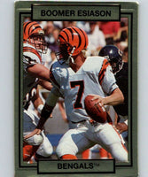 1990 Action Packed #33 Boomer Esiason Bengals NFL Football