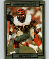 1990 Action Packed #38 Anthony Munoz Bengals NFL Football