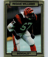 1990 Action Packed #39 Reggie Williams Bengals NFL Football