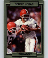 1990 Action Packed #43 Bernie Kosar Browns NFL Football