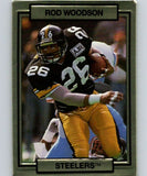 1990 Action Packed #229 Rod Woodson Steelers NFL Football