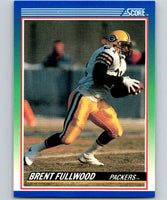 1990 Score #6 Brent Fullwood Packers NFL Football