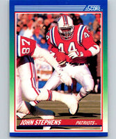 1990 Score #11 John Stephens Patriots NFL Football