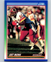 1990 Score #12 Art Monk Redskins NFL Football