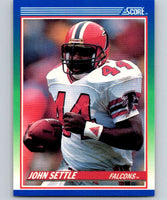 1990 Score #14 John Settle Falcons NFL Football