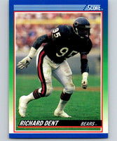 1990 Score #28 Richard Dent Bears NFL Football