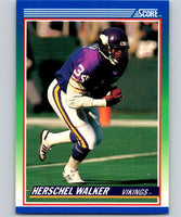 1990 Score #34 Herschel Walker Vikings NFL Football