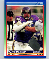 1990 Score #38 Keith Millard Vikings NFL Football