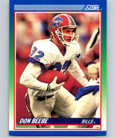 1990 Score #46 Don Beebe Bills NFL Football