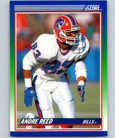 1990 Score #57 Andre Reed Bills NFL Football