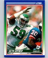 1990 Score #58 Seth Joyner Eagles NFL Football