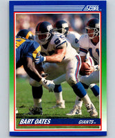1990 Score #59 Bart Oates NY Giants NFL Football