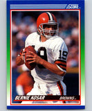 1990 Score #60 Bernie Kosar Browns NFL Football