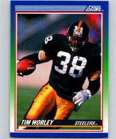 1990 Score #67 Tim Worley Steelers NFL Football