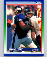 1990 Score #78 John Elliott NY Giants NFL Football