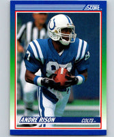 1990 Score #87 Andre Rison Colts NFL Football