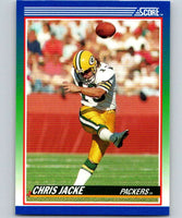 1990 Score #103 Chris Jacke Packers NFL Football