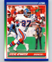 1990 Score #107 Steve Atwater Broncos NFL Football