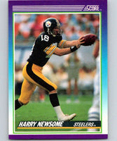 1990 Score #118 Harry Newsome Steelers NFL Football